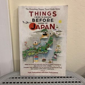 The Everything Nippon Travel Guide Series.